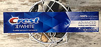 Тройное отбеливание зубов Crest 3D White Advanced Triple Whitening