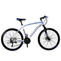 🚲Горный стальной велосипед TITAN PORSCHE DD (Shimano, моноблок); рама 19; колеса 26, фото 1