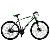 🚲Горный стальной велосипед найнер TITAN PORSCHE DD (Shimano, моноблок); рама 19,5; колеса 29, фото 1