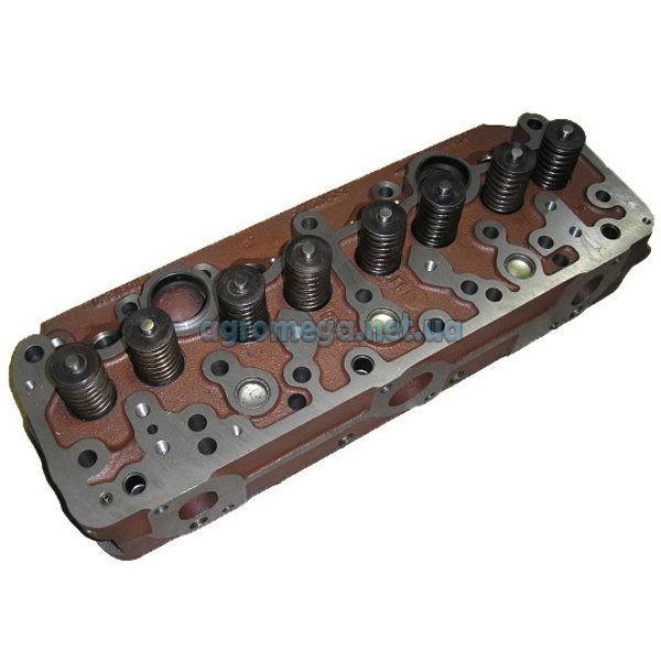 Головка блока цилиндров МТЗ реставрация 240-1003012