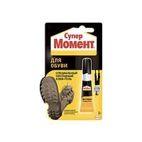 Клей МОМЕНТ СУПЕР для обуви 3 гр Henkel