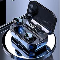 Беспроводные сенсорные наушники AirPlus Pro TWS G02 вакуумные c кейсом Power bank 3300mah