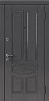 """Двери входные """"Стильные двери"""" серия Стандарт-F Гранат"""