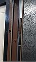 """Двери входные """"Стильные двери"""" серия Стандарт-F Гранат, фото 6"""