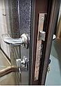 """Двери входные """"Стильные двери"""" серия Стандарт-F Гранат, фото 4"""