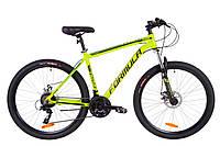 🚲Горный алюминиевый велосипед FORMULA THOR 2.0 DD (21sp, монобл); рама 19; колеса 27,5, фото 1
