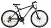 🚲Горный алюминиевый велосипед OPTIMA REACTION (24 speed, lockout); рама 19; колеса 26