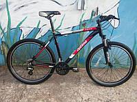 🚲Горный алюминиевый велосипед OPTIMA THOR (24 speed, lockout); рама 21; колеса 26, фото 1