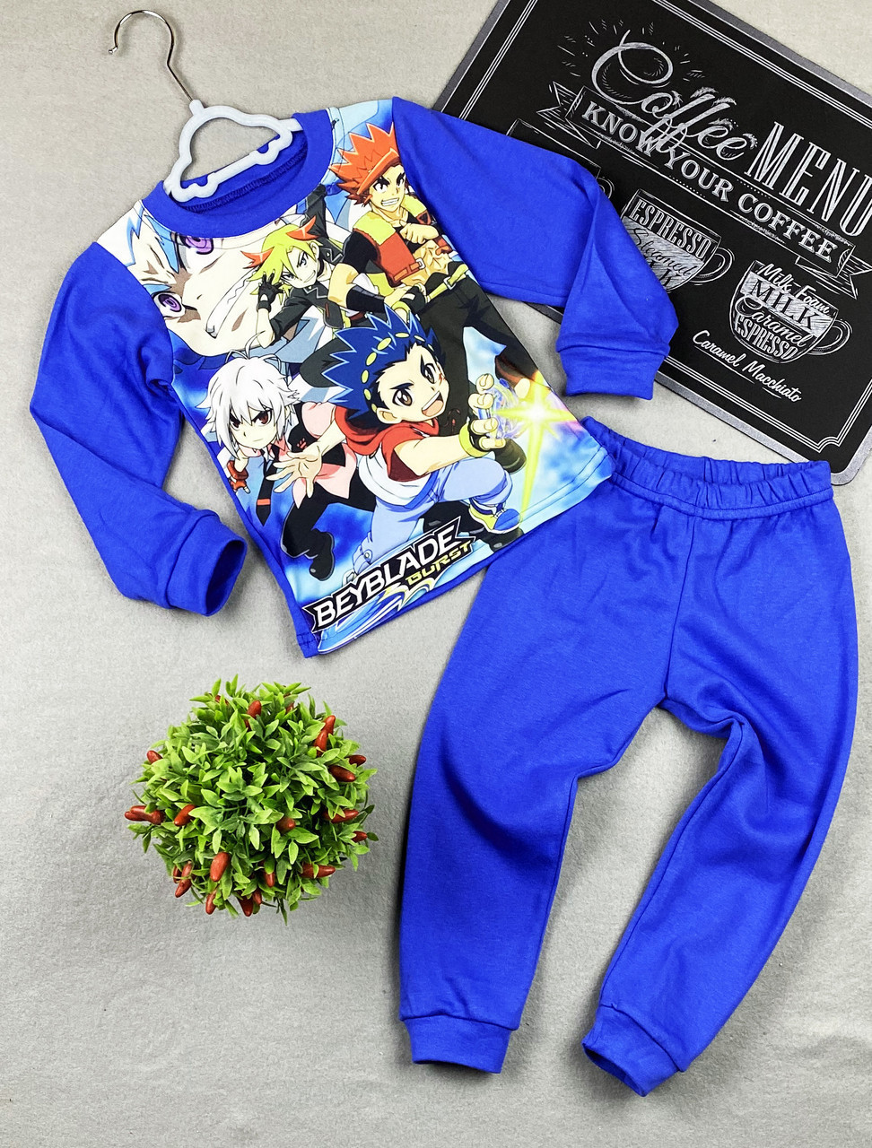 Детская пижама Beyblade