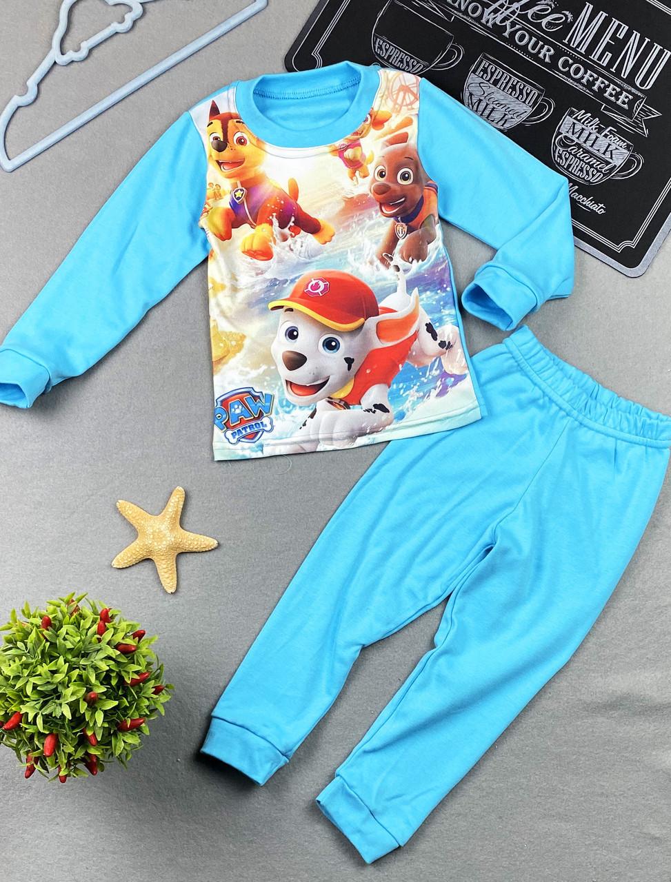 Детская пижама Paw Patrol