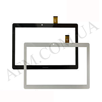 Сенсор (Touch screen) Assistant AP- 115G IPS (237*166) белый