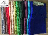 Набір килимків для ванної кімнати Локшина 90*60 см (синій), фото 3