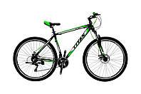 🚲Горный алюминиевый велосипед TITAN FLASH (Shimano, моноблок, Lockout); рама 20; колеса 29, фото 1