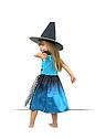 Карнавальный Костюм Маленькой Ведьмочки (Англия) George Witch Fancy Dress Costume, фото 4