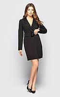 Платье женское, цвет: черный, размер: S, M, L