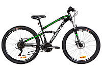 🚲Горный стальной велосипед FORMULA BLAZE DD 2019; рама 16; колеса 27,5, фото 1