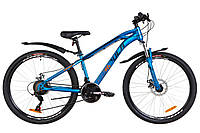 🚲Горный стальной велосипед Formula DAKAR DD 2019; рама 14; колеса 26, фото 1