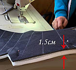 Накидки для автокресел из алькантары чехлы универсальные, фото 9