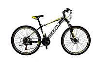 🚲Горный стальной дисковый велосипед TITAN EVOLUTION DD (Shimano, моноблок); рама 15; колеса 26, фото 1