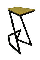 Барный металлический стул Лофт Disaro