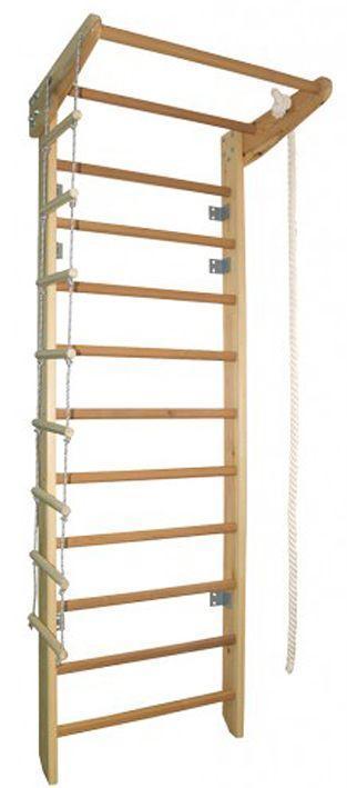 Деревянная шведская стенка InterAtletika ST-026.1