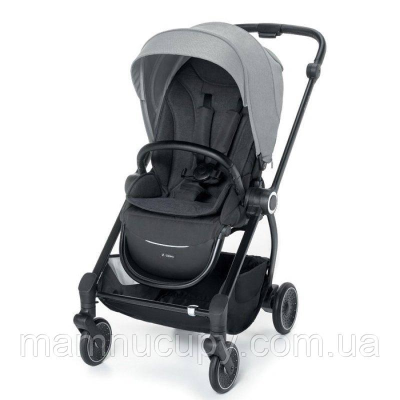 Детская прогулочная коляска Espiro Galaxy 07 Gray Center (Эспиро Гелекси)