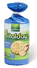 Хлебцы рисовые без глютена Vitalday Gullon , 130 гр