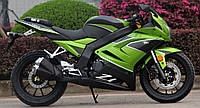 Мотоцикл Shineray  Z1 250 Lemon Green Pearl, фото 1