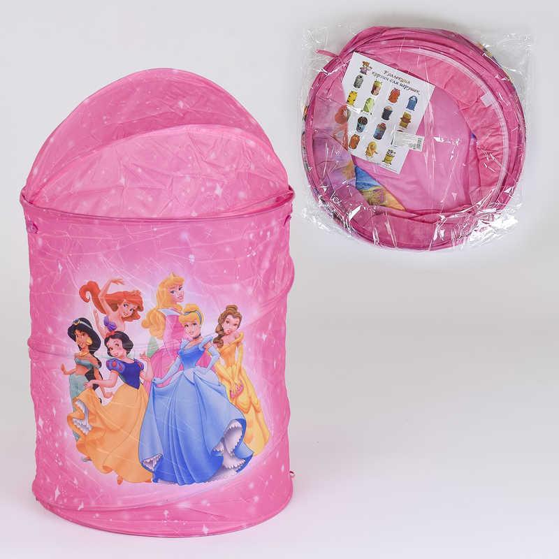 Корзина для игрушек А 01457 (60) в кульке