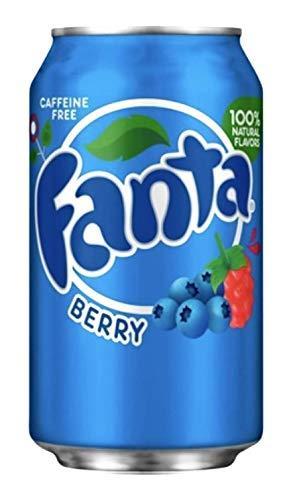 Fanta Berry Фанта Лесные ягоды