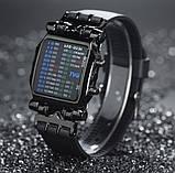 TVG Чоловічі годинники TVG Robot, фото 3
