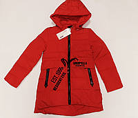 Демисезонная куртка пальто на девочку