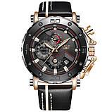 Lige Чоловічі годинники Lige Bali, фото 2