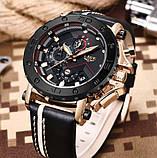 Lige Чоловічі годинники Lige Bali, фото 3