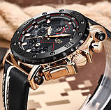 Lige Чоловічі годинники Lige Bali, фото 4