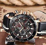 Lige Чоловічі годинники Lige Bali, фото 5