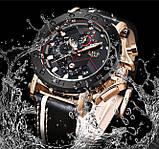 Lige Чоловічі годинники Lige Bali, фото 6