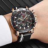 Lige Чоловічі годинники Lige Bali, фото 7