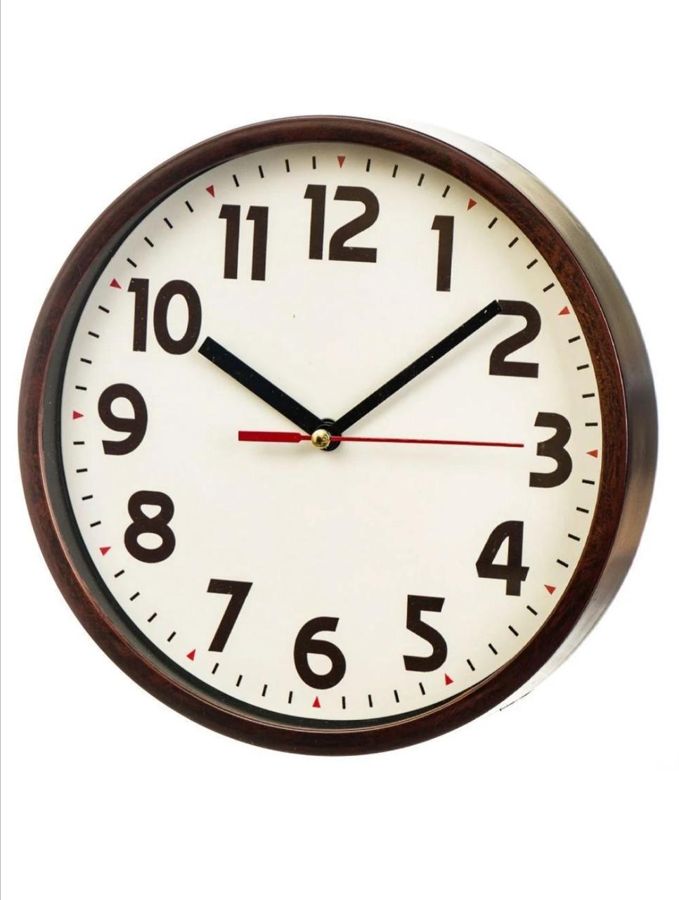 Часы настенные Veronese Классика  20 см 12003-011