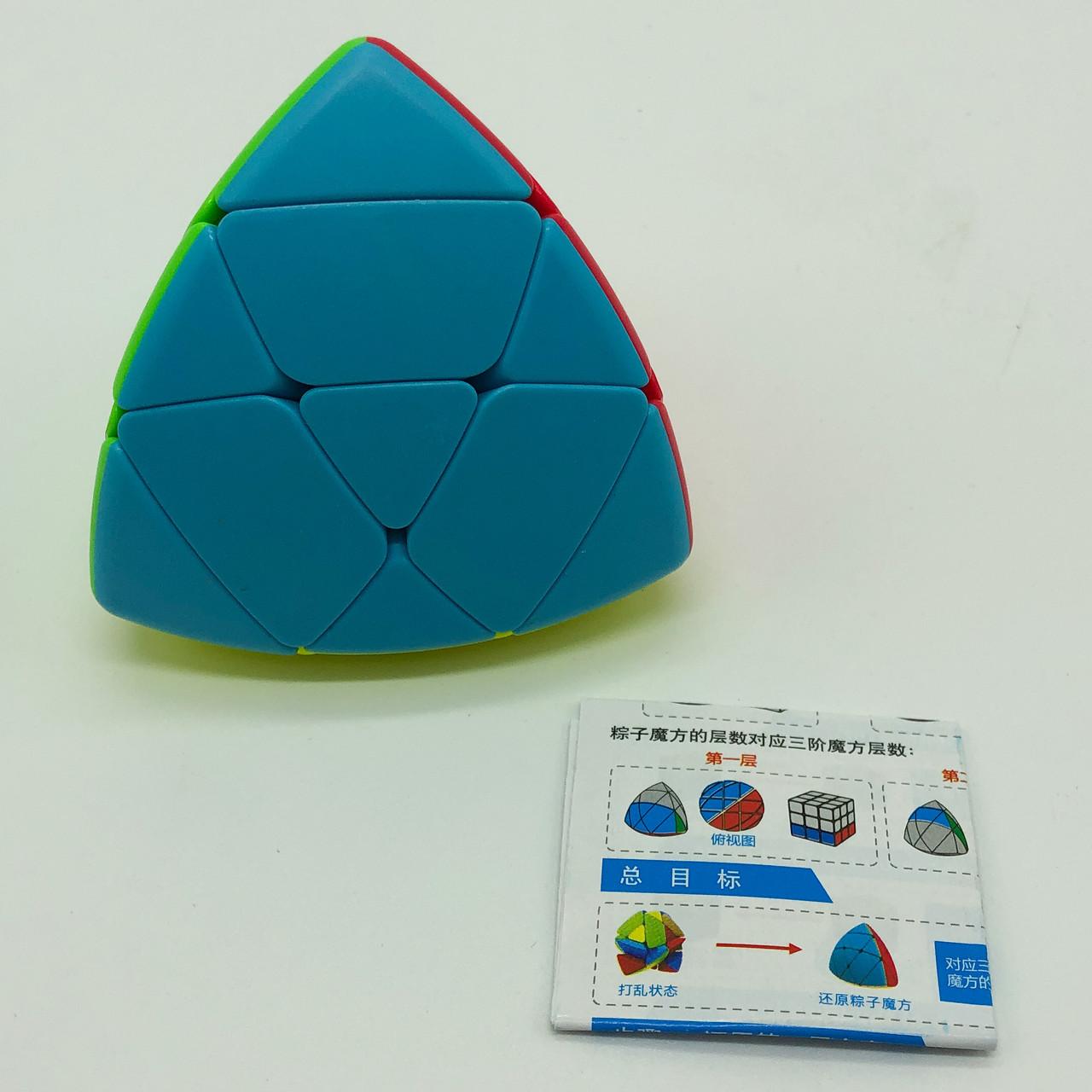 Кубик Рубика пирамидка Пираморфикс EQ518 - О