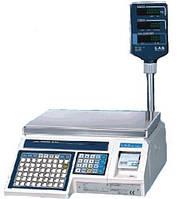 Весы с печатью этикетки CAS LP-R (в. 1.6)
