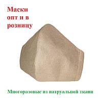 Маска защитная, многоразовая, не стерильная от производителя.