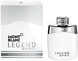 Mont Blanc Legend Spirit туалетная вода 100 ml. (Тестер Монблан Легенда Спирит), фото 3