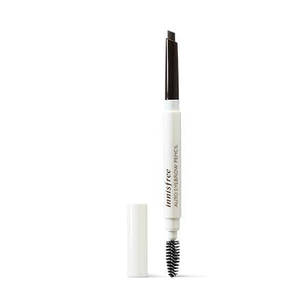 Автоматический карандаш Innisfree Auto eyebrow pencil Ash Brown