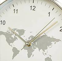Часы настенные Veronese География 30 см 12003-005, фото 2