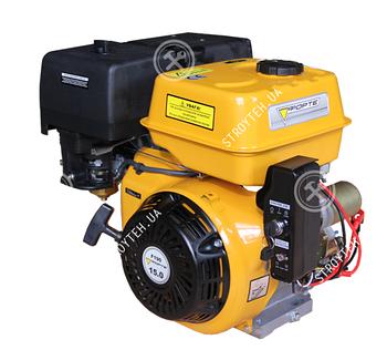 Двигатель бензиновый LONCIN - F192 (ФОРТЕ)
