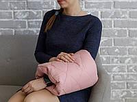 Подушка для кормления на руку, чайная роза