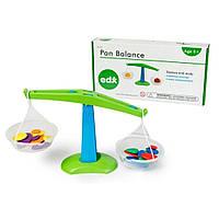 Детские весы с подвесными чашами 500 мл EDX Education