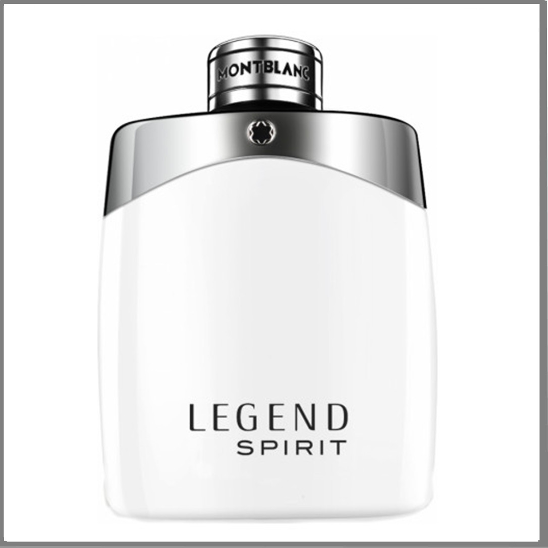 Mont Blanc Legend Spirit туалетная вода 100 ml. (Тестер Монблан Легенда Спирит)