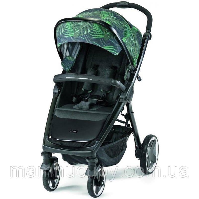 Детская прогулочная коляска Espiro Sonic 40 Jungle 2020 (Эспиро Соник)